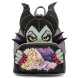 SAC A DOS MALIFICENT SLEEPING BE LOUNGEGLY