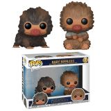 BABY NIFFLERS FUNKO ! 2 PACK LES ANIMAUX FANTASTIQUES