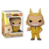 ALL MIGHT TEACHER FUNKO POP ! 604 MY HERO ACADEMIA