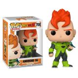 ANDROID 16 FUNKO POP ! 708 DRAGON BALL Z
