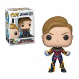 CAPTAIN MARVEL FUNKO POP ! 576 MARVEL AVENGERS ENDGAME