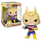 ALL MIGHT FUNKO POP ! 821 MY HERO ACADEMIA 10 POUCE