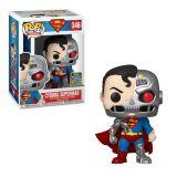 CYBORG SUPERMAN FUNKO POP ! 346