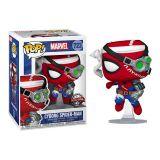 CYBER SPIDER-MAN FUNKO POP ! 723 MARVEL SPECIAL EDITION