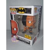 DEATHSTROKE FUNKO POP ! 386 BATMAN HOT TOPIC