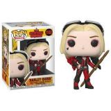 HARLEY QUINN FUNKO POP ! 1108 THE SUICIDE SQUAD