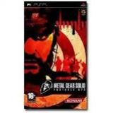 METAL GEAR SOLID PORTABLE OPS PSP OCC