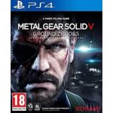 METAL GEAR SOLID 5 GROUND ZEROES OCC