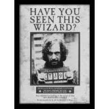CADRE HARRY POTTER SIRIUS WANTED 30X40