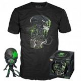 ALIEN EXCLUSIVE FUNKO POP ! PACK T-SHIRT TAILLE S