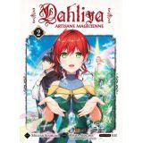 DAHLIYA ARTISANE MAGICIENNE 02
